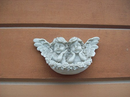 Angels, Angels And Roses, Marble Angels