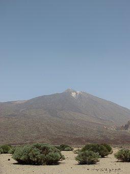 Teide, Tenerife, Mountain, Canary Islands, Nature