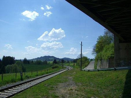 Railroad Track, Schienenh, Breakpoint, Maria Rain