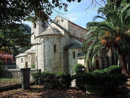 San Paragorio, Noli, Italy, Romanesque Church