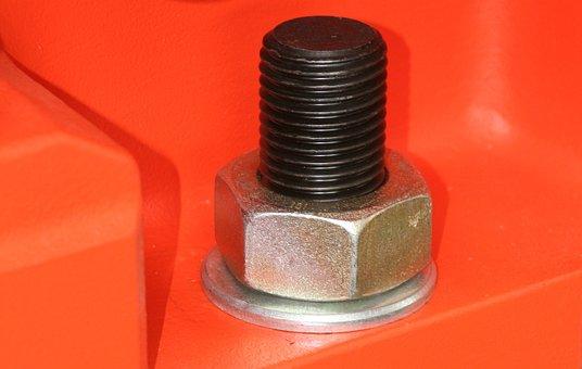 Thumbscrew, Screws, Metal