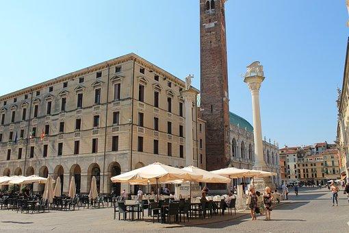 Vicenza, Palladio, Revival