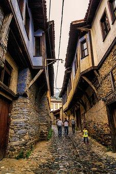 Scholarship, Cumalıkızık, Turkey, On, Wood, Home