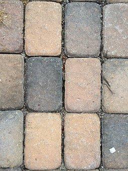 Brick, Stone, Path, Architecture, Pattern, Texture