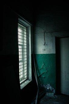 Window, Grille, Corridor, Building, Glass, Architecture