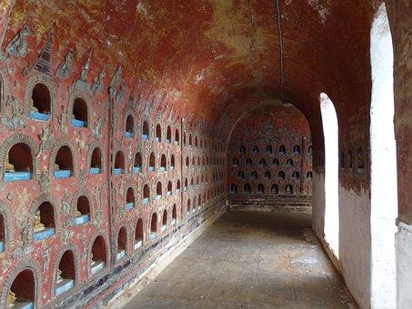 Myanma, Inle Lake, Monastery, Buddhism
