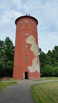 Lighthouse, Kurzeme, Sea, Latvia