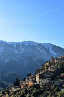 Brantes, Village, Mountain, Mountain Village