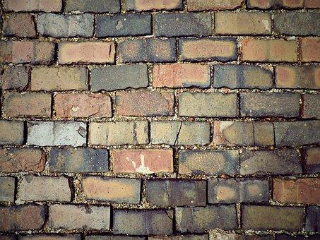 Paver, Path, Bricks, Road, Brick Road