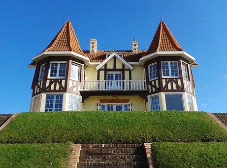 Architecture, Building, Home, Window, Facade, Truss