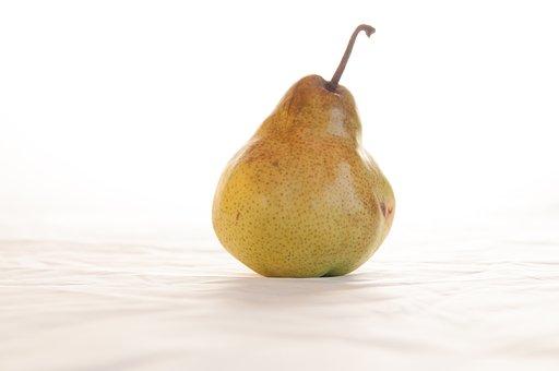 Pear, Fruit, A Single Piece Of Fruit, Pears