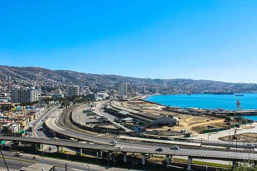 Baron Hill, Valparaiso, Chile, Hills, City, Heritage