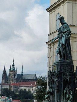Prague, Old Town, City, Czech Republic, Capital