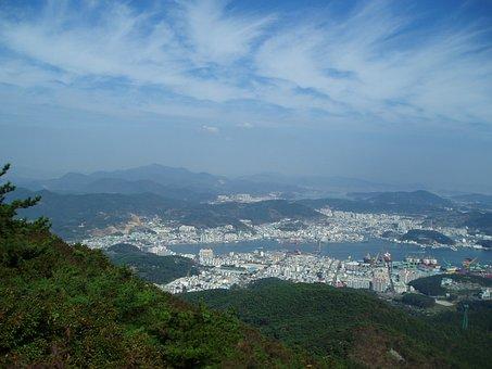 City, Scenery, View, Cloud, Tourism