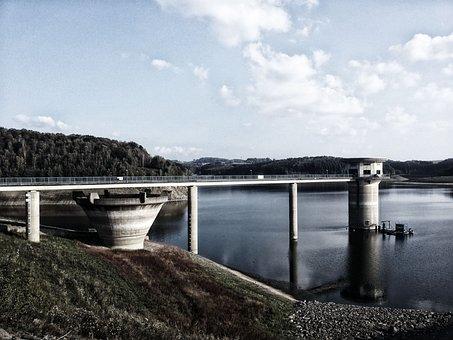 Great Dhünntalsperre, Dhünntalsperre, Dam, Barrage