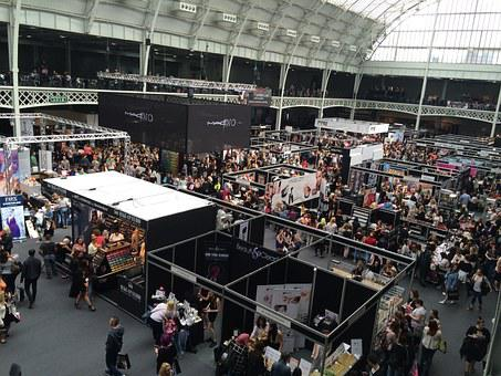 Imats, London, Exhibition, Trade Show, Makeup