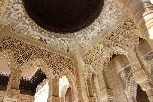 Patterns, Moorish Designs, Palace