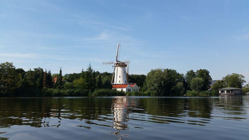 Mill, Rotten, Revier, Rotterdam