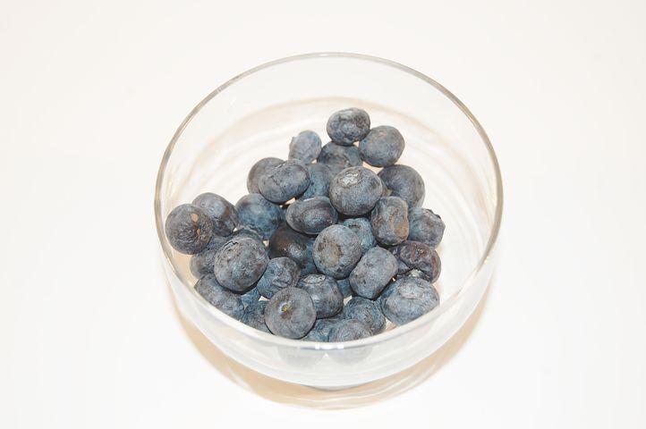 Blueberries, Fruit, Season, Isolated Fruits, Vitamins