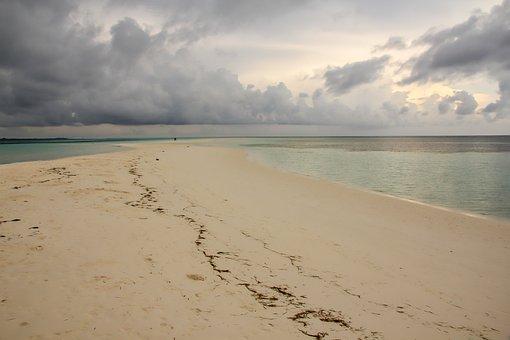 Sun, Sea, Beach, Air, Light, Doom, Colors, Sand, Coast
