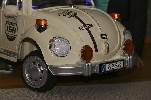 Cartoy, Boywants, Volkswagen, Beetle