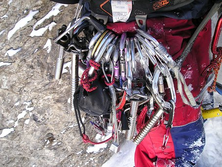 Equipment, Ice Protection, Carbine, Chocks