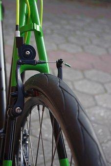 Cyclocross, Cyclocross Bike, Rear Wheel, Rear Brake