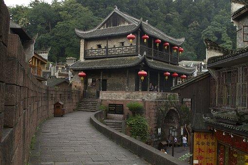 Hunan, In Western Hunan, Fenghuang