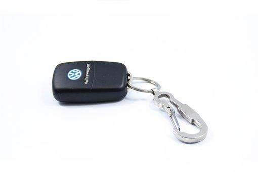 Key, Keyring, Keychain, Volkswagen, Free Image