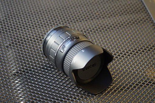 Lens, Minolta, Sony, Sigma Zoom
