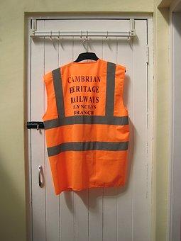 Cambrian, Heritage, Railways, Ilynclys, Wales, Jacket