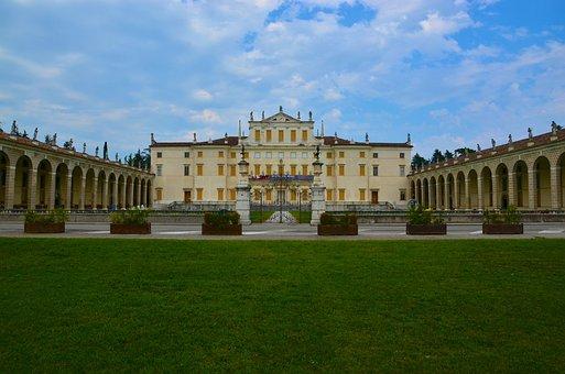 Villa Manin, Italy, Friuli