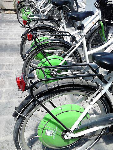 Electric Bicycles, Wheels, Environment