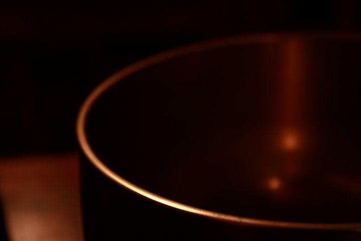 Bowl, Tibetan Bowl, Circular, Asia, Metal