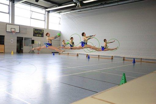 Baden Championships, Dance Gymnastics, Dig Tsv