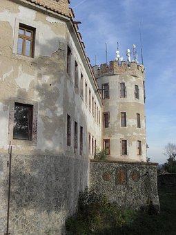 Hrad, Doubravská, Teplice, Building, Architecture