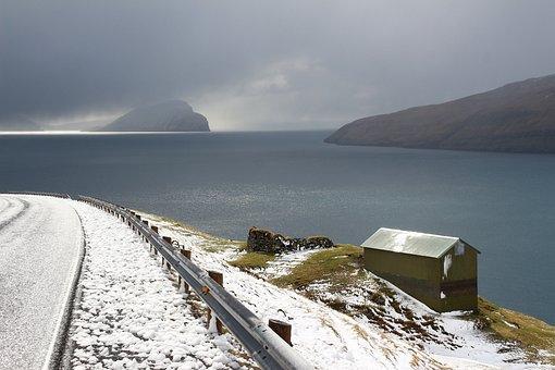 Foroyar, Faroe Islands, Island