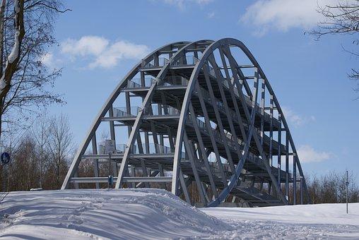 Bitterfeld Arch, Landmark, Arch