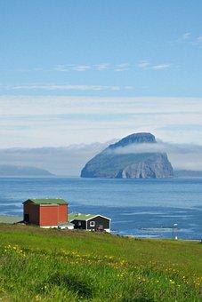 Faroe, Island, Landscape