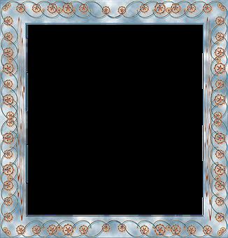 Frame, Photo Frame, Scrapbook, Picture Frame