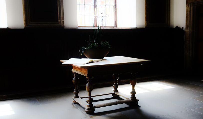 Table, Osnabrück, Still Life, Furniture