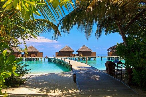 Veligandu Island, Maldives, Veligandu, Relaxation