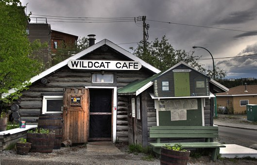 Wildcat Cafe, Yellowknife, Canada, Café, Pub