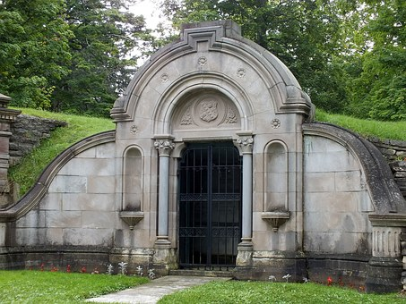 Tomb, Catacomb, Cemetery, Old, Grave