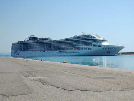 Greece, Olympia, Sea, Cruise, Boat, Ship
