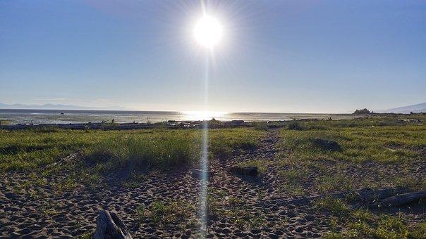 Iona Beach, British Columbia, Canada