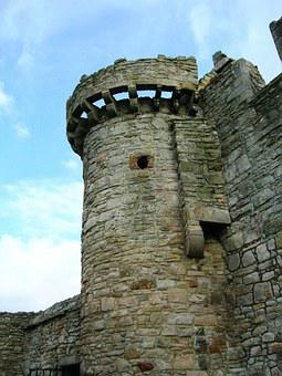 Craigmillar Castle, Edinburgh, Scottish Castle