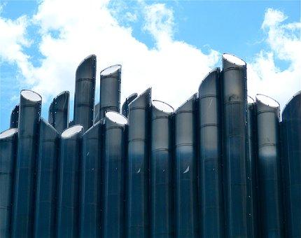 France, Futuroscope, Poitier, Architecture