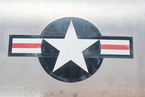 Air Force, Emblem, Military, Insignia, Air, Force, Star