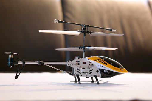 Helicopter, Modelling, Model Helicopter, Rotors